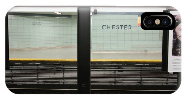 Chester Station Toronto IPhone Case