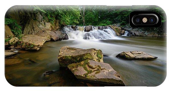 Chestnut Creek Falls  IPhone Case