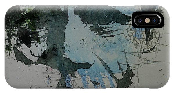 Oklahoma iPhone Case - Chet Baker  by Paul Lovering