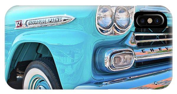 Chevrolet Apache Truck IPhone Case