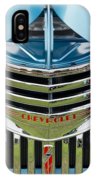 Chevrolet Smile IPhone Case