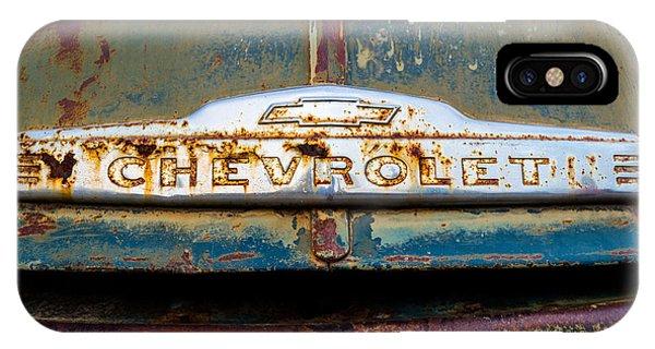 Chevrolet IPhone Case