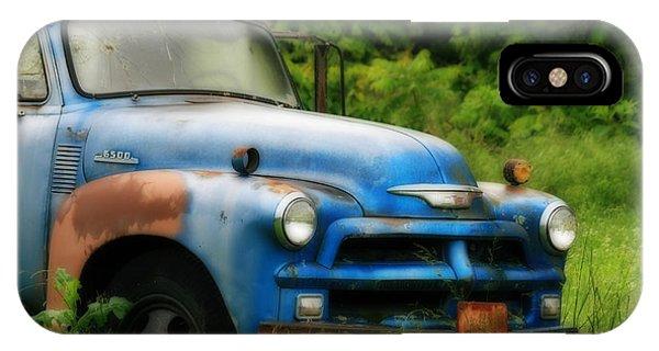 Chevy 6500 Farm Truck IPhone Case