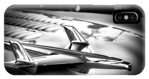 Chevy Noir IPhone Case