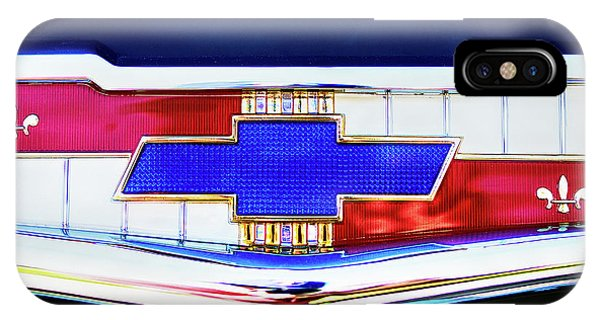 Chevy's Fifties Bowtie IPhone Case