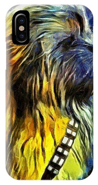 Chewbacca Dog - Da IPhone Case