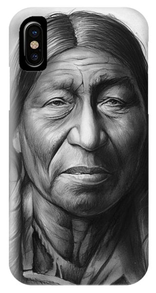 Oklahoma iPhone Case - Cheyenne by Greg Joens