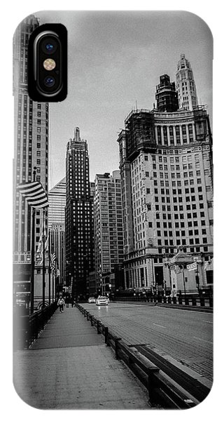 Chi Strolling IPhone Case