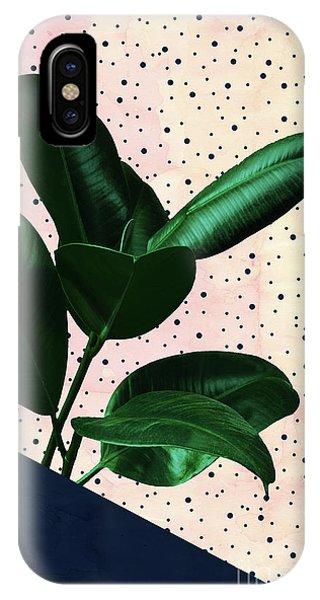 Chic Jungle IPhone Case