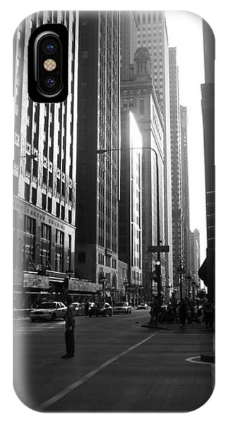 Chicago 2 IPhone Case