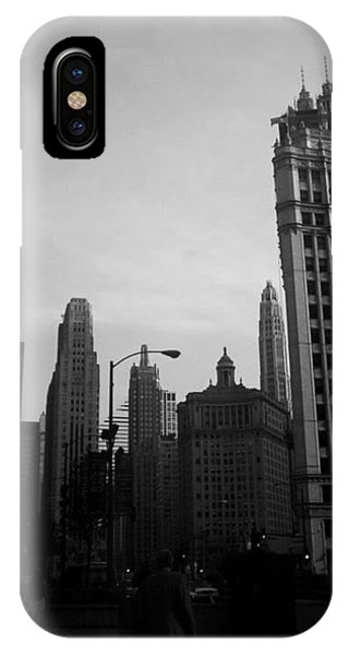 Chicago 4 IPhone Case