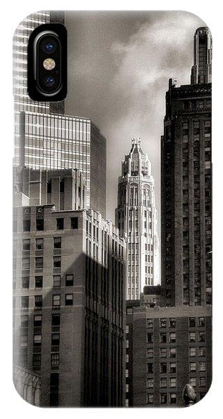 Chicago Architecture - 13 IPhone Case