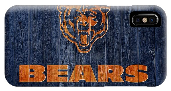 Chicago Bears Barn Door IPhone Case