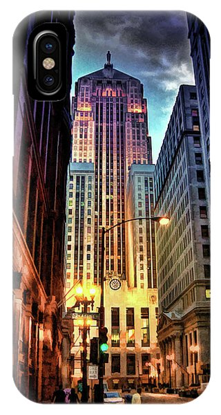 Chicago Board Of Trade IPhone Case