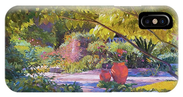Chicago Botanic Garden IPhone Case