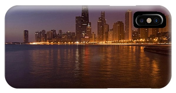 Chicago Dawn IPhone Case