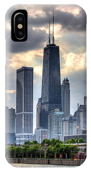 Chicago iPhone Case - Chicago From The Pier by Joshua Ball