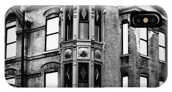Chicago Historic Corner IPhone Case