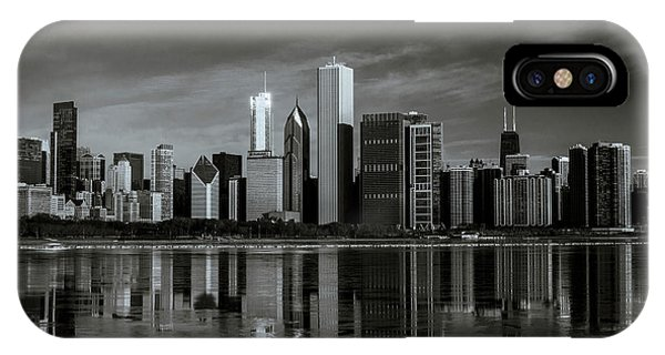 Chicago Lake Front IPhone Case