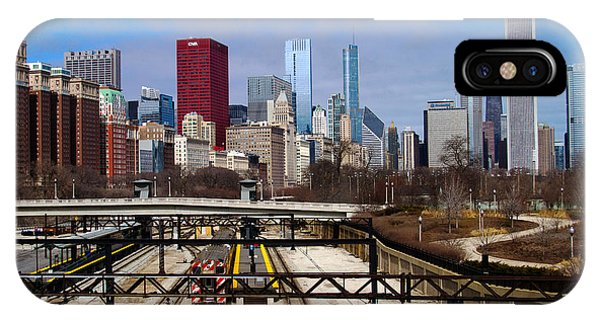 Chicago Metro IPhone Case