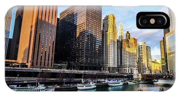 Chicago Navy Pier IPhone Case
