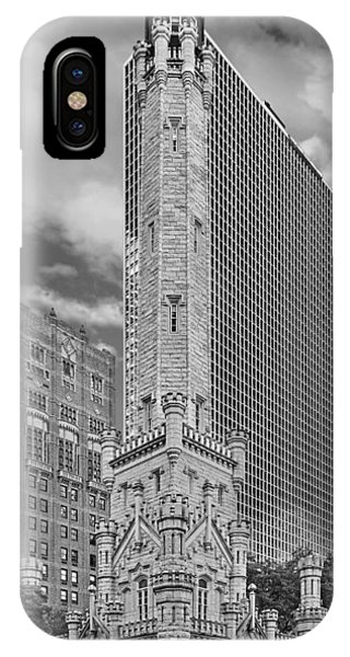 Chicago - Old Water Tower IPhone Case
