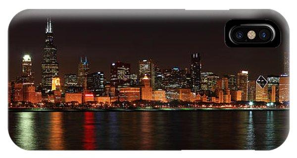 Chicago Panoramic IPhone Case