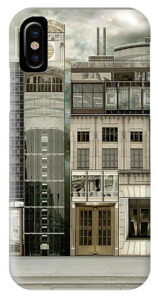 Chicago Reconstruction 2 IPhone Case