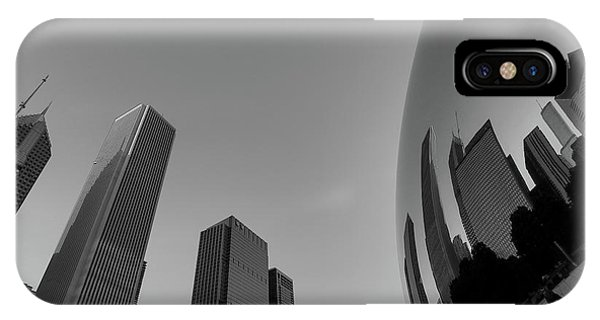 Chicago Reflections IPhone Case