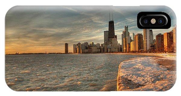 Chicago Sunrise IPhone Case