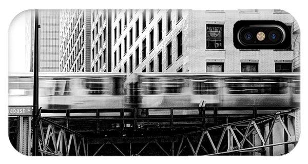 Chicago Transit IPhone Case