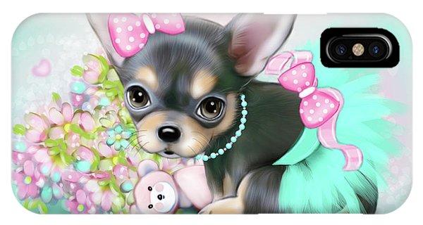 Chichi Sweetie IPhone Case