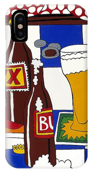 Chichis Y Cervesas IPhone Case