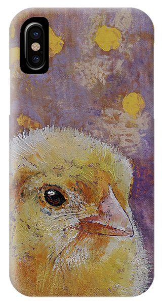 Chick IPhone Case