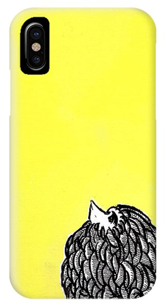 Chickens Four IPhone Case