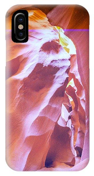 Chief Antelope IPhone Case