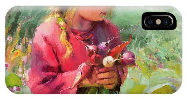 Nostalgia iPhone Case - Child Of Eden by Steve Henderson