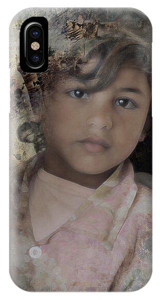 Childlike Faith IPhone Case