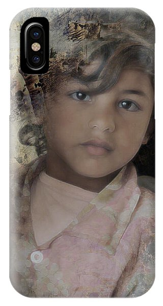 IPhone Case featuring the photograph Childlike Faith by Kate Word