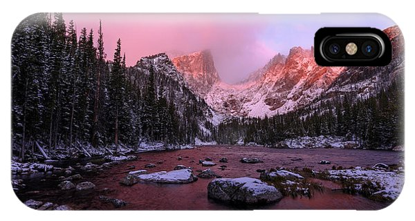 Sunrise iPhone Case - Chill by Chad Dutson