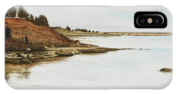 Chilmark Mv Stonewall Pond IPhone Case