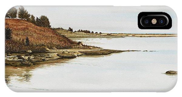 Chilmark Mv Stonewall Pond IPhone Case