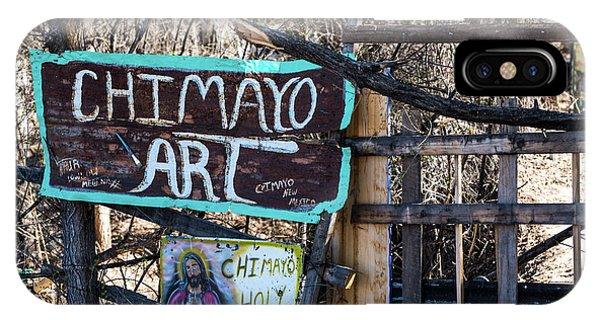 Chimayo Art IPhone Case