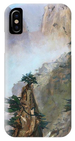 China Memories IPhone Case