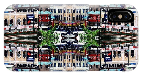 IPhone Case featuring the photograph Chinatown Chicago 2 by Marianne Dow
