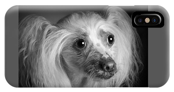 Chinese Crested - 04 IPhone Case