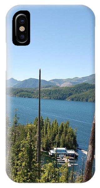 Chinootka Lodge #1 IPhone Case