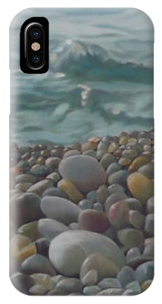 Chios Pebbles IPhone Case