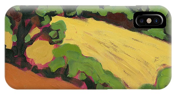 Impressionist iPhone Case - Chip Ross Park by Jennifer Lommers