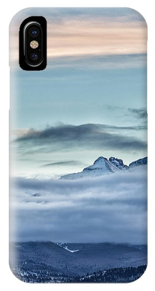 IPhone Case featuring the photograph Chipeta In View by Denise Bush